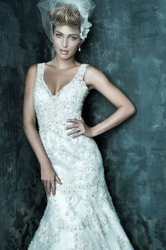 Allure Couture Wedding Dresses Photos on WeddingWire