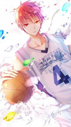 Đọc truyện - Kuroko No Basket Anh Xa Anh Akashi Seijuro Anime Boys, Manga Anime, Gato Anime, Hot Anime Boy, Cute Anime Guys, Manga Boy, Anime Art, Aomine Kuroko, Akashi Seijuro