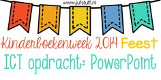 Juf-Stuff: KBW 2014: ICT opdracht PowerPoint