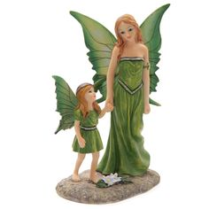 Tales of Avalon Earth Mother Fairy by Lisa Parker - Fairy Figurines - Official Crisalis Collectors Club by Christine Haworth Fantasy Gifts, Fantasy Art, Nature Spirits, Fairy Figurines, Princess Zelda, Disney Princess, Mother And Child, Faeries, Tinkerbell