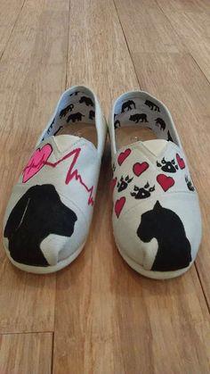 Shoes need a dozen pairs.