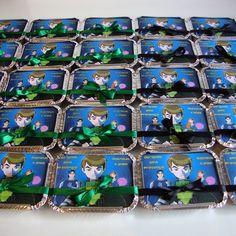 Marmitinhas Ben 10 ... do Matheus ... brigadeiros ... SINHÁ AÇÚCAR em São Paulo / SP ... Encomendas: tim (11) 98671-6390 / vivo  (11) 95786-3745 ... www.sinhaacucar.com.br / contato@sinhaacucar.com.br #arteemaçúcar #festa #chocolate #brigadeiro #marmitinh
