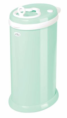 Ubbi Money Saving, No Special Bag Required, Steel Odor Locking Diaper Pail, Mint Baby Registry List, Baby Registry Items, Baby Essential List, Breastfeeding Accessories, Reusable Diapers, Diaper Pail, Newborn Diapers, Nursery Accessories, Disposable Diapers