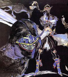 Final Fantasy VI | Yoshitaka Amano