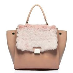 Discover women's fashion bags & purse of your own style with OASAP. Look to a wide range of latest fashion handbags, laptopbags, shoulder bags, clutches and purse. Fashion Handbags, Fashion Bags, Fashion Accessories, Women's Fashion, Fur Bag, Cheap Shoes Online, Beautiful Handbags, Best Bags, Wholesale Shoes