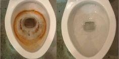 Esta es la mejor manera para eliminar el sarro del inodoro