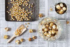 Gesunde Snacks: Lecker und kalorienarm knabbern - Leichter kochen mit WIE EINFACH! - Schöne Sachen, die das Leben einfach machen.