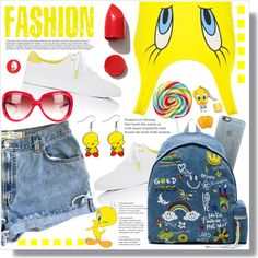Tweety Outfit Idea 2017