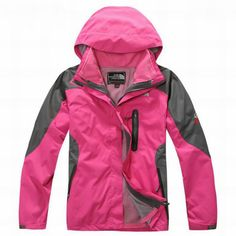 Cheap Women The North Face Hyvent Jacket Pink uk [North_Face 347] - £69.48 : Outdoorgeargals.com  http://www.outdoorgeargals.com