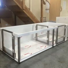 Plaztek Veterinary Suppliers | Whelping Boxes | Kennels, cages, equipment, plastic veterinary cages, accessories and supplies