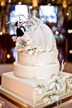Amazing ~~~Cake Opera Co., cakeoperaco.com, wedding cake