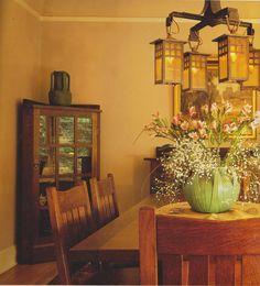 Arts & Crafts | Craftsman | Bungalow | Dining Room