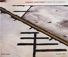 Edward Burtynsky: Essential Elements by William A. Ewing. Edward Burtynsky has achieved global recognition for his spectacular, largescale photographs that depict the impact of human activity upon urban and natural environments around the world. Covering themes such as mines and quarries, the oil industry, ship-building and ship-breaking, water as a resource under threat world-wide, and an emergent China.
