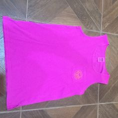 Pink campus tank Bran new campus tank. With pink logo on back super cute to wear for summer days. PINK Victoria's Secret Tops