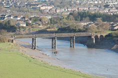 St. Julian's Railway Bridge, Newport