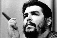Comandante Ernesto Che Guevara - the Argentine-Cuban guerrilla fighter, revolutionary leader,. Che Guevara Images, Ernesto Che Guevara, Guerrilla, Black And White, Artist, Llamas, Cuban, Euro, Smoking