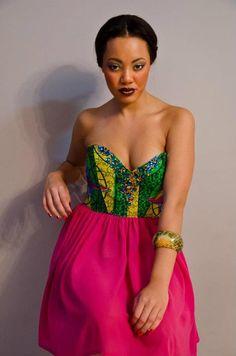 Ankara dresses :D