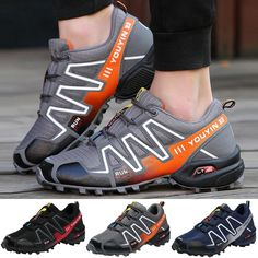 size 40 8aa80 31a27 Men Running Shoes Hiking Shoes Sneakers Athletic Outdoor Sports Hiking  Sneakers