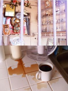 junk shop and kitchen spill. jennifer bastian.