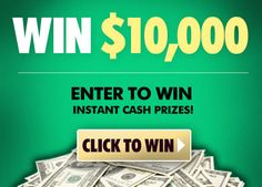 PCH Win $1Million + $5000 Every Week for Life!