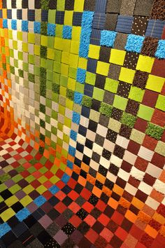 LivingInteriors at #imm cologne Jaren cologne 13 - 19.01.2014 #mosaic #colour