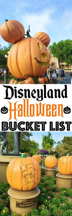 Everything You Need to Know About Halloween Time at Disneyland