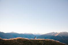 Jiahong & Ming's Wanaka-Pre Wedding Shoot   @bweddingsnz - Summer mountain wedding. Photography by @alpineimageco.