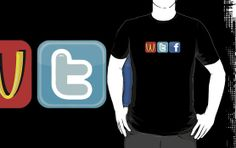 Logo fun... WTF! - Signs of the Times by Brother Adam 3XL $32.50 (+shipping) @ www.redbubble.com