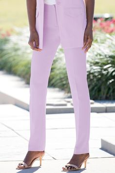 Crepe No-Waist Pant: Classic Women's Clothing from #ChadwicksofBoston $9.99