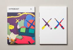 HYPEBEAST Issue 16 Featuring KAWS