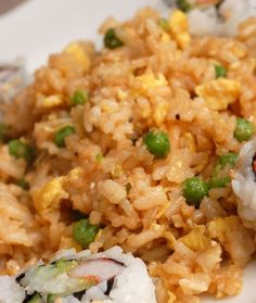 Sugar & Spice by Celeste: A Simple Recipe for Chinese Fried Rice
