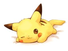 Day 7: Most adorable pokemon? A: Pikachu! It keeps getting cuter every generation :D @KristenAnalise