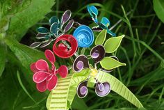 Transform your wirework by adding an unexpected decoration — Nail polish! Learn how to perfect this technique and create wonderful nail polish wire flowers for your jewelry.