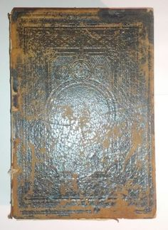 Priced $99.95 The Holy Bible (1869) Old and New Testaments  Otter Creek Antiques