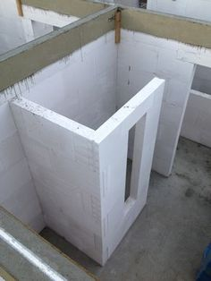 Duschkabine gemauert  Bodengleiche Dusche-Thermostatarmatur-Fliesenmosaik | Gemauerte ...