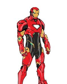 Marvel Comics Art, Marvel Comic Universe, Batman Universe, Marvel Animation, Iron Man Art, Best Iron, Ironman, Superhero Design, Armor Concept