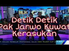 Detik detik pak Jarwo Kuwat Kerasukan di ILK Trans7