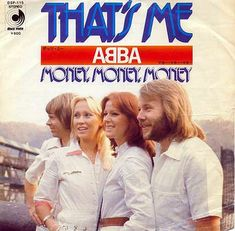 Abba - That's Me (Japanese single)