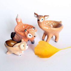 #handmadecup, #clay, #animalforest, #lovethem