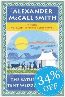 The Hardcover of the The Saturday Big Tent Wedding Party (No. 1 Ladies' Detective Agency Series by Alexander McCall Smith at Barnes & Noble. Pregnant With A Girl, Detective Agency, Wit And Wisdom, Wedding Toasts, Tent Wedding, Wedding Shoes, Mystery Books, Big Tent, The Guardian