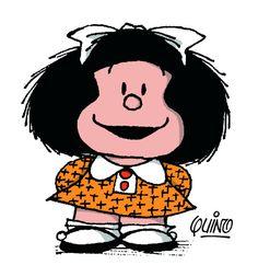 Nuestra querida Mafalda nace el 29 de septiembre de 1964...Efemérides.
