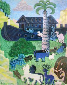 OĞUZ TOPOĞLU : andrew murray nuh'un gemisi tablosu - noah's ark