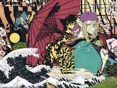 Mononoke, very fascinating anime