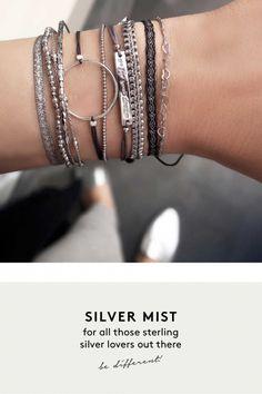 silver mist silber anthrazit aussergewoehnlich schmuck online kaufen