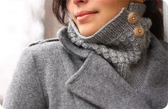 I've been meaning to publish this neck warmer design for quite awhile now. I'm glad to finally have had some time this month to write up the...