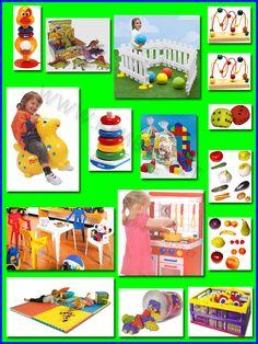Set completo per creare un'area gioco sicura e colorata, in qualunque locale pubblico