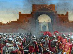 """The last stand of Vitellius's Praetorians, AD 69"", Seán Ó'Brógáin"