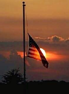 Old Glory half mast for Memorial Day to remember all of our fallen heroes. I Love America, God Bless America, Night America, America America, Ernest Hemingway, Art Beauté, Half Mast, My Champion, Let Freedom Ring
