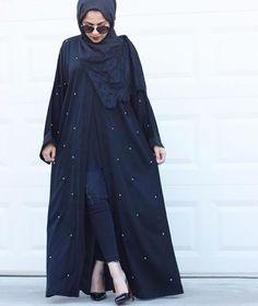 abaya #theclassyhijabi