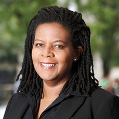 Annette Gordon-Reed, professor, first African-American to win Pulitzer Prize for History. Received National Humanities Medal 2010.